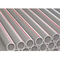 PN25 Industrial Plastic PPR Pipe Color Customization For Rainwater Utilization Systems