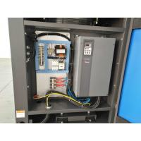 China Oil Free Commercial Air Compressor / Vertical Screw Air Compressor  on sale