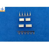 China Single Row 2.5mm PCB Board-in Connectors Brass Contacts Side Entry type Crimp Connectors wholesale