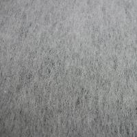 China Nonwoven Interlining, Made 100% Polyester, Available Super White wholesale