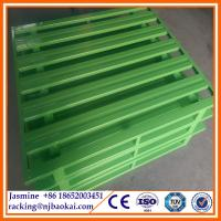 Wholesale Heavy Duty Steel Beam Pallet Shelves for Warehouse Storage Use from china suppliers