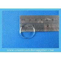 China 1Inch Clear epoxy stickers wholesale