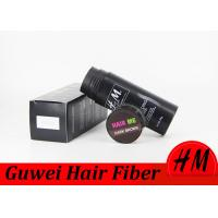 Travel Size Instant Hair Fiber Refill , Hair Loss Powder Concealer For All Ages