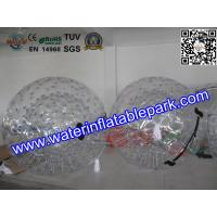 China Custom Inflatable Zorb Ball Rental  / TPU Zorbing Bumper Ball on sale