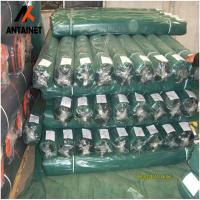 China Dust and Debris Control Construction Safety Netting , Building Scaffolding Plastic Mesh wholesale