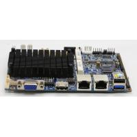 China Industry 3.5 Inch Motherboard Fanless Pocessor Celeron N2807 With 6 COM LVDS wholesale
