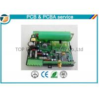 China 2200mA 18650 Charger PCB Assembly Services With Thick Gold Plating Surface wholesale