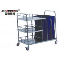 China Medical Appliances And Equipment Morning Check Trolley 900*500*850mm wholesale