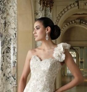 China 2013 Fashion Lady′swedding Dress Lace wholesale