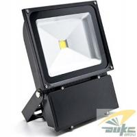 China 100 watts Dimmable LED Colored Flood Lights 120 Degree Beam Angle Housing Aluminum wholesale