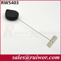 China RW5403 Anti Theft Reel | Retractable Steel Wire Cable wholesale