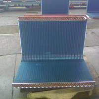 China OEM Fin Type Copper Tube Heat Exchanger For Industry And Commerce Air Conditioning System on sale