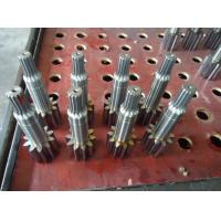 China worm shaft machining parts wholesale