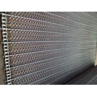 China Customized Metal Conveyor Belts Mesh Heat Resistant Strong Tension Flat Surface wholesale