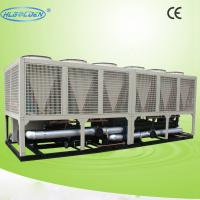 Heating And Cooling Recirculating Air Cooled Water Chiller For Office / Hotel