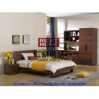 China 2016 New Nordic design by Wlalnut Kids Bedroom Furniture in Single bed and Nightstand with Reading Bookcase wholesale