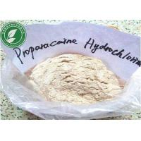 China Pharmaceutical Proparacaine Hydrochloride Powder for Pain Killer CAS 5875-06-9 wholesale