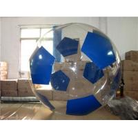 China Dancing Ball 0.7mm Thick TPU Inflatable Water Walking Ball Fully Closed with No Gaps wholesale