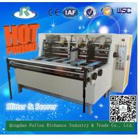 China Electric Adjust Type Corrugated Paper Slitter Scorer & Slitting Machine wholesale