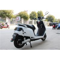 China 2 Wheel Electric Road Scooter 50 Km / H Max Speed Environmental Friendly wholesale