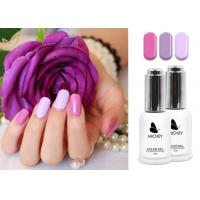 China Long Lasting UV LED Gel Nail Polish , 300 Colors UV Gel Polish Soak Off Polish wholesale