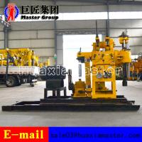 China High Quality HZ-200YY Hydraulic Rotary Drilling Rig water well core drilling machine for sale wholesale