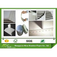 China 1600gsm / 2.63mm carton gris grey color made by laminated machine wholesale