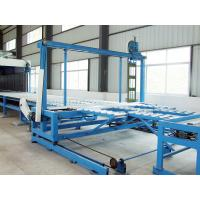 China High Precision Polyurethane Horizontal Foam Cutting Machine for Foam Block wholesale