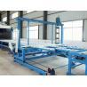 Buy cheap High Precision Polyurethane Horizontal Foam Cutting Machine for Foam Block from wholesalers
