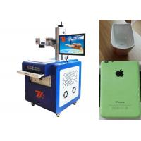 China Stable Short Wavelength UV Laser Marking Machine For Non - Metallic wholesale