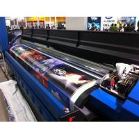 China 3.2M Inkjet Printer With Two DX5 Micro Piezo Print Head for Flex Banner wholesale