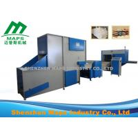 China Pillow Filling Machine With Polyester Fiber Short Fiber /  Fiber Stuffing Machine wholesale