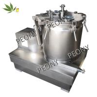 Buy cheap Low Temperature Hemp Extraction Machine CBD Oil Extraction Centrifuge Equipment from wholesalers