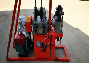 China 30 Meters Depth Geological Exploration Hydraulic Core Drilling Machine wholesale