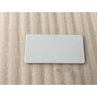 China Waterproof PVDF Aluminum Composite Panel 2000 * 3600 * 4mm With 0.50mm Alu Thickness wholesale
