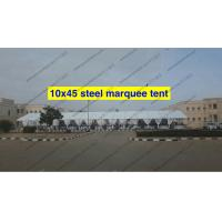 China Extravagant Outside Wedding Canopy Tent 10 x 45m With Curtain For Wedding Party wholesale