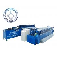 China Full Automatic High Efficiency  Chainlink Fence Weaving Machine wholesale