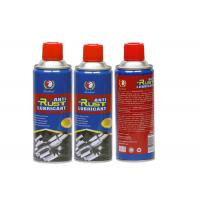 China 400ML  Car Care Anti Rust Lubricant Spray loose the rusted screws wholesale