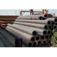 China 5.8M / 6M or Customer ASTM A53, BS1387, DIN2244 Tube / Round Welded Steel Pipe wholesale