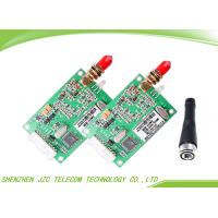 China Alarm System Wireless Telemetry Module / 433mhz Long Range RF Module RS232 Unit wholesale