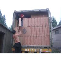China Packing & Loading photos Glass Fiber Reinforced Gypsum Ceiling Tile 595X595X 9mm wholesale