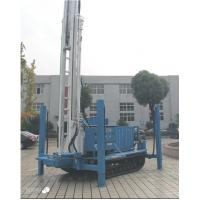 China Multi Function Water Well Drilling Rig Track Mounted 200m Deep Water Hole wholesale