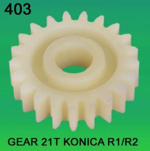 China GEAR TEETH-21 FOR KONICA R1,R2 minilab wholesale