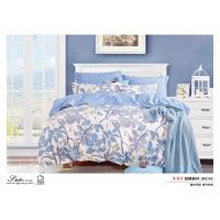 China Disperse Printing Cotton Polyester Bed Set King Size / Queen Size / Full Size wholesale