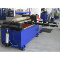 China 4 Roll Plate Roller Steel Plate Bending Machine Rolling Of Square Cylinder on sale