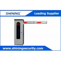 China Electrical Gate Arms Barrier Gates / Parking Control Gates For Highway Or School wholesale