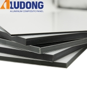 China Alu PVDF Aluminum Composite Panel For Exterior Decoration wholesale