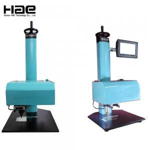 China Nameplate Pneumatic Marking Machine Price For VIN ,2D Codes ,Logo / Dot Peen Engraving Marking Machine For Sale wholesale