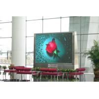 China Outdoor P10 DIP Die - Casting Aluminum Rental LED Screen For Advertising wholesale