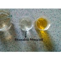 China Injectable Oral Anabolic Steroids Dianabol 50mg/Ml Without Side Effects wholesale